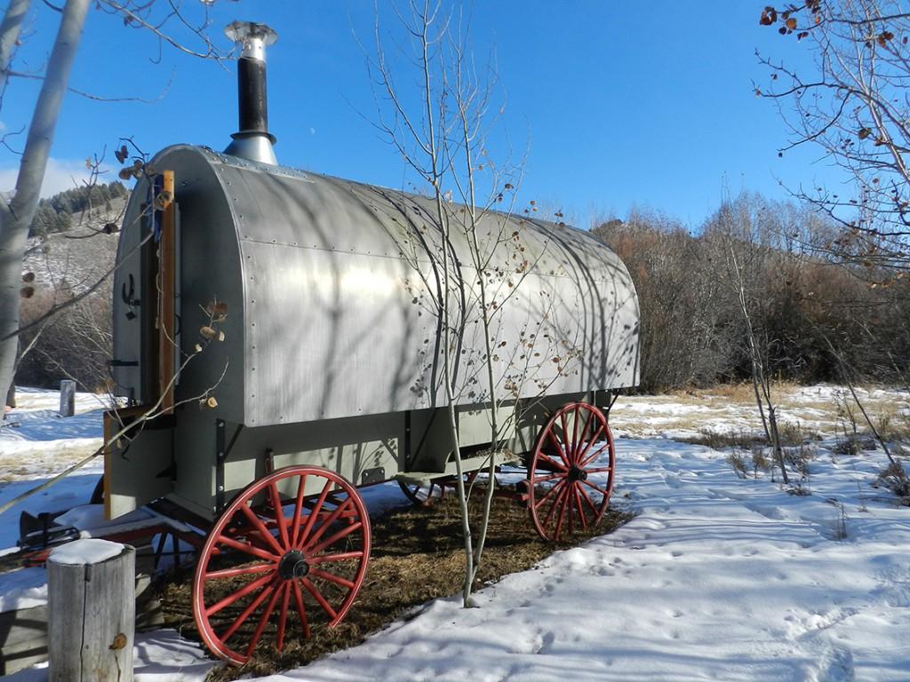 Sheep-Herder-Wagon