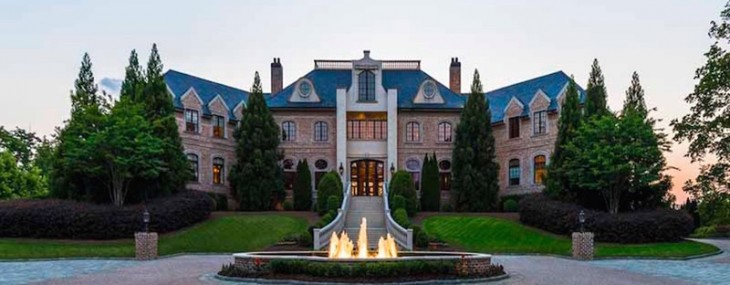 Atlanta Celebrity Estate Home (001)