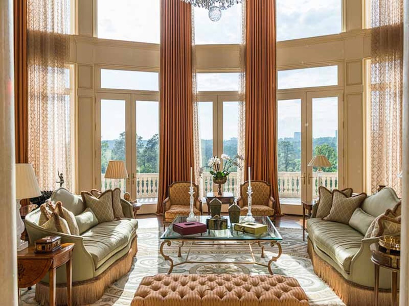 Tyler Perry's 17-Acre Atlanta Estate Hits the Market for $25-Million