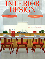 Interior Design Magazine Jim Weinberg Wallcovering