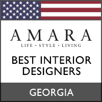 One of Georgia's Top 25 Interior Design Firms 2018